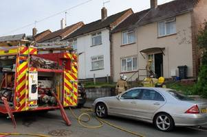 fire service issue warning after utility room fire in knowle