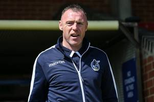 old school thinking has got us out of trouble says bristol rovers manager graham coughlan after confrontational draw