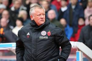 sheffield united boss chris wilder reveals which former nottingham forest manager has been giving him advice