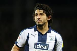 this is what west brom's ahmed hegazi said to jimmy shan after storming off