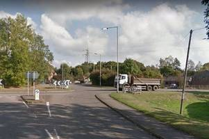 man in his 30s found dead near a roundabout on the a25 in borough green
