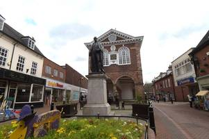 Have your say on Tamworth town centre regeneration