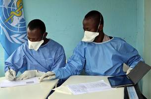 attack at hospital in ebola zone in drc kills cameroonian doctor as outbreak persists