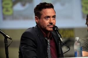 avengers' robert downey jr posts heartbreaking throwback with tom holland