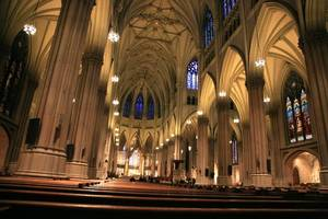 man with gas cans arrested at st. patrick's cathedral in n.y.c.