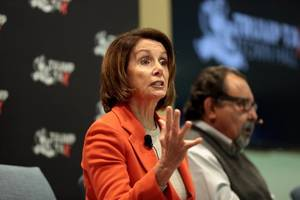 mueller report: pelosi refuses to comment on impeachment proceedings against trump after revelations