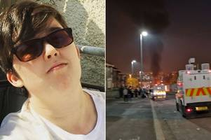 lyra mckee: haunting final tweet of journalist shot dead 'by new ira' in derry