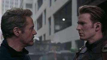 Avengers Endgame: We Decide Who's Going To Die The Old Fashioned Way