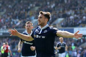 millwall player ratings: lee gregory and mahlon romeo shine in draw with brentford