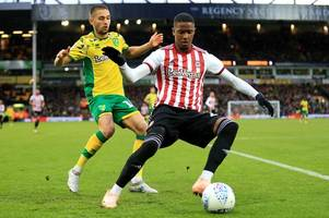 what brentford head coach thomas frank had to say about crystal palace's interest in ezri konsa
