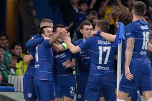 what chelsea's players have said after beating slavia prague to reach europa league semi-finals