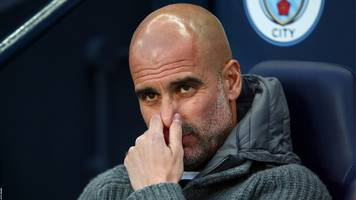 how does guardiola pick man city up? shearer analysis