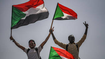 sudan protesters 'to name transitional government'
