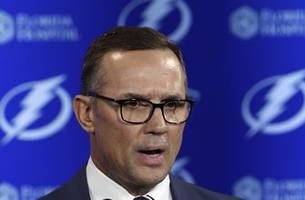 Detroit Red Wings name Steve Yzerman general manager