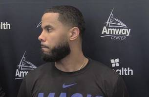 d.j. augustin on magic: 'we're not gonna back down or give up'