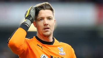 Crystal Palace goalkeeper Hennessey 'desperate' to learn about Nazis