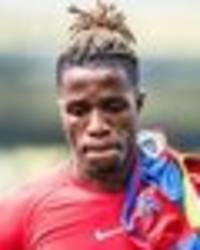arsenal big on wilfried zaha and man utd return possible: who could sign palace star?