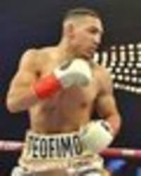 'i'm willing to face luke campbell in the uk, this is business! - teofimo lopez exclusive