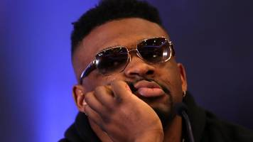 Anthony Joshua v Jarrell Miller: American 'messed up' and apologises after failed drugs test