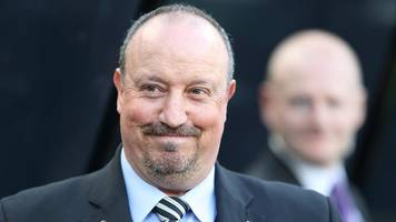 Newcastle United 3-1 Southampton: Rafael Benitez pleased with 'important' Magpies win