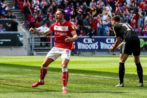 why championship promotion run-in holds no fear for josh brownhill and bristol city