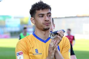 in-form tyler walker has carried mansfield town at times, admits stags boss