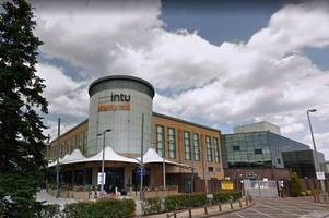 giant merry hill shopping centre evacuated - this is why