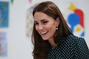 kate middleton's sassy response to being told she's lucky to have william