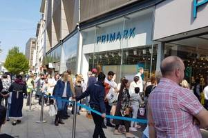 world's biggest primark closed tomorrow