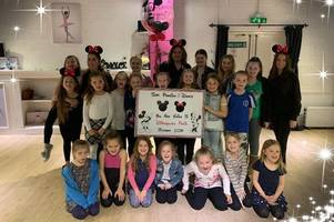 lincoln dance school given opportunity of a lifetime to perform at disneyland paris