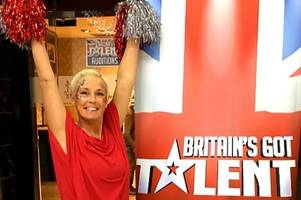 how britain's got talent hopeful made judges' jaws drop - after auditioning at 5 months pregnant