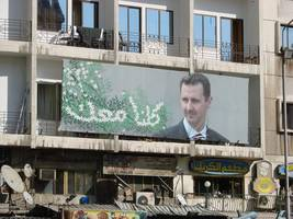syria's assad discusses peace talks, trade with russian envoys
