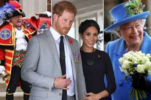 Bizarre royal birth rules Meghan Markle must follow - and others she's going to ignore