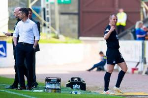 kenny miller in spat with dundee fans as jim mcintyre admits dens men let supporters down