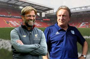 robbie savage backs liverpool to sweep aside cardiff city and win premier league and champions league double
