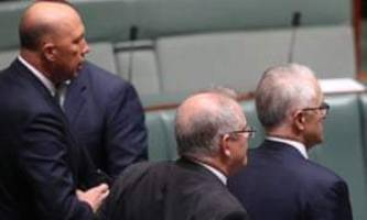 Scott Morrison: 'master of the middle' may pull Coalition out of a muddle