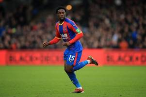 Jeffrey Schlupp has a message for Crystal Palace fans after sustaining season-ending injury