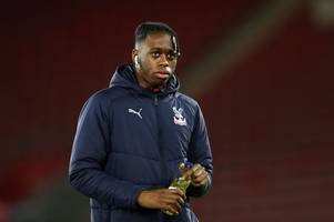 'no wan-bissaka?' - ian wright sums up how palace fans are feeling amid pfa award nominations