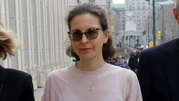 nxivm: seagram heiress clare bronfman pleads guilty in 'sex cult' case