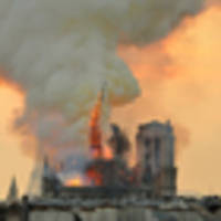 paul little on notre dame fire: but we don't need a fire or earthquakes to obliterate our heritage