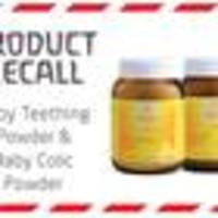 Weleda teething and colic baby products recalled over possible plastic contamination