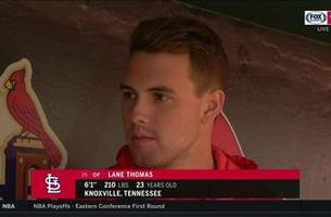 lane thomas says he grew up modeling his game after todd helton