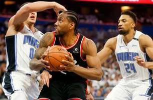 Magic battle but fall to Pascal Siakam, Raptors in Game 3