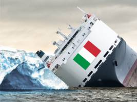 italy's 'perma-recession' could trigger a €2 trillion financial crisis that threatens the eurozone itself