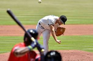 marlins drop finale to nationals, but pick up first series win of season