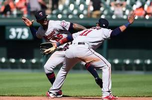 twins defeat orioles 4-3, complete series sweep