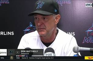 Don Mattingly on loss to Nationals: 'Room for error is small'