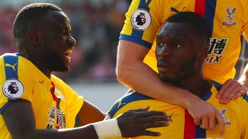 Crystal Palace secure safety with superb win at Arsenal