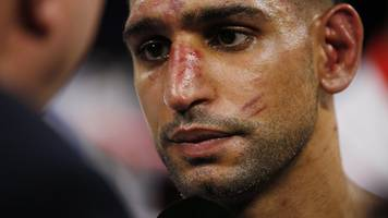 amir khan beaten by terence crawford: briton says 'i have a lot left'