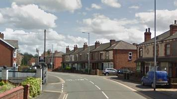 wigan hit-and-run crash: woman dies and six hurt